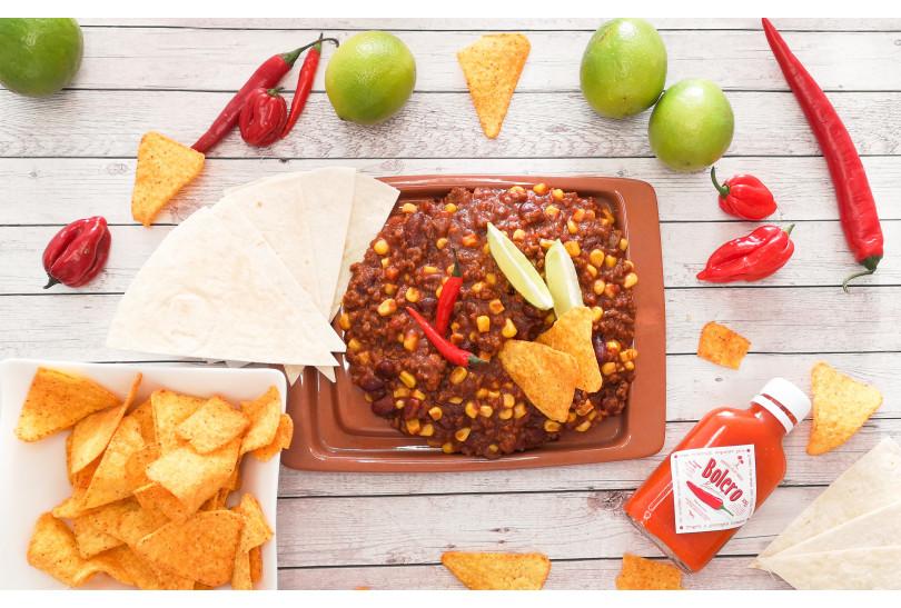Skvelý a chutný video recept: Chilli con carne